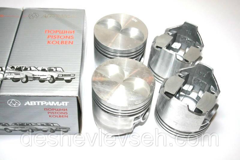 Поршень   двигателя  ВАЗ-2105 d=80,0 (гр.Д, Е), 2105-1004015-23 (Автрамат)