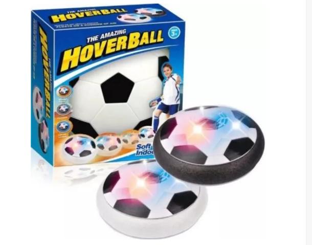Летающий футбольный мяч Hoverball + СВЕТ+ МУЗЫКА!