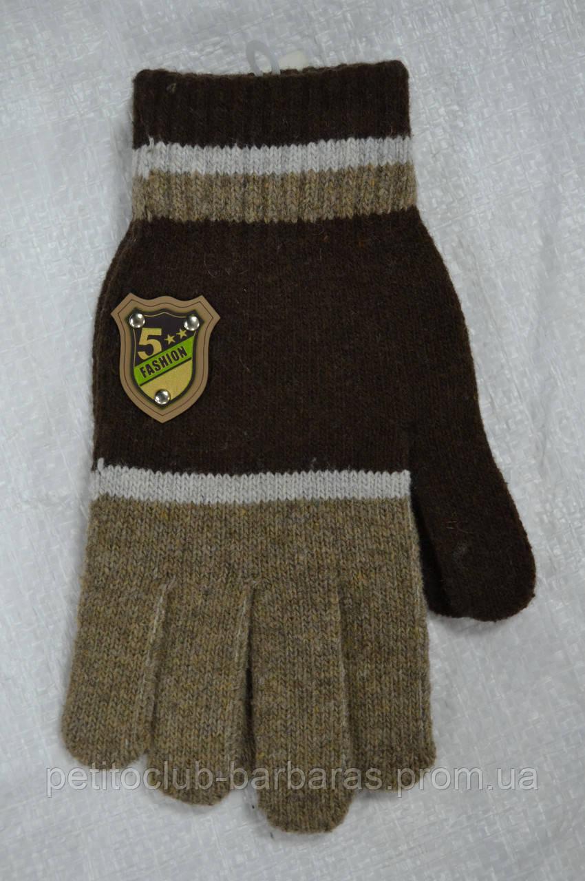"""Перчатки зимние для мальчика """"5Fashion"""" (Ugur, Турция)"""