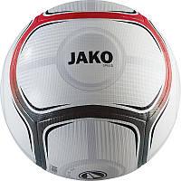 Футбольный мяч JAKO MATCH BALL SPEED №5 Белый с красным (4059562000306)