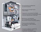 Настенный конденсационный газовый котел Viessmann Vitodens 100-W WB1B089 26 кВт, фото 2