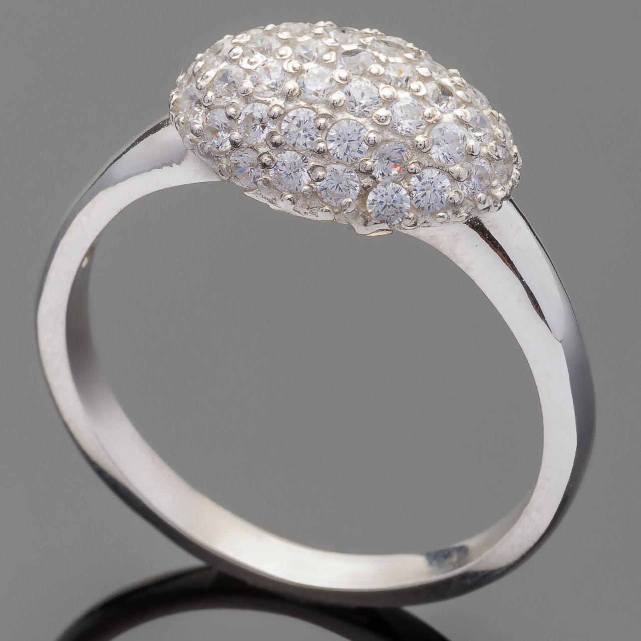 Серебряное кольцо 925 пробы арт. 250к