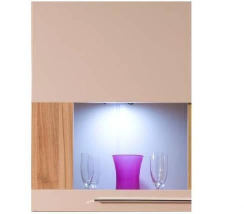 """Подвесная витрина """"Прага"""" (левая) ТМ Embawood, фото 2"""