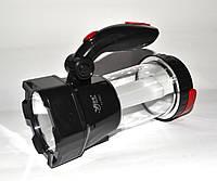 Кемпинговый светодиодный аккумуляторный фонарьYajia YJ-5837, фото 1