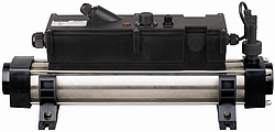 Електронагрівач Elecro FLOW Line 6кВт c титановими тенами і корпусом з нержавіючої сталі 220V