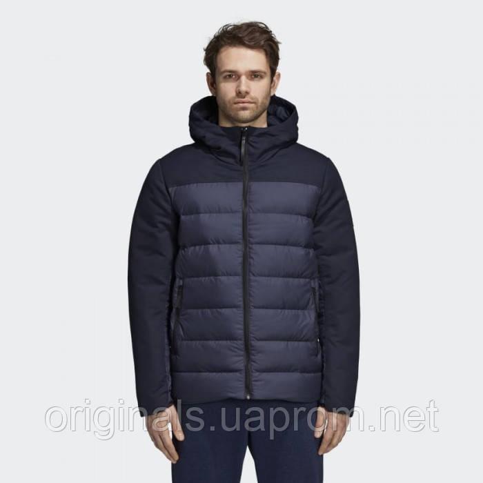 Теплый пуховик Adidas Climawarm CY8620