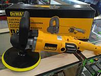 Отлична (новая) полировочная машина DeWalt DWP849X