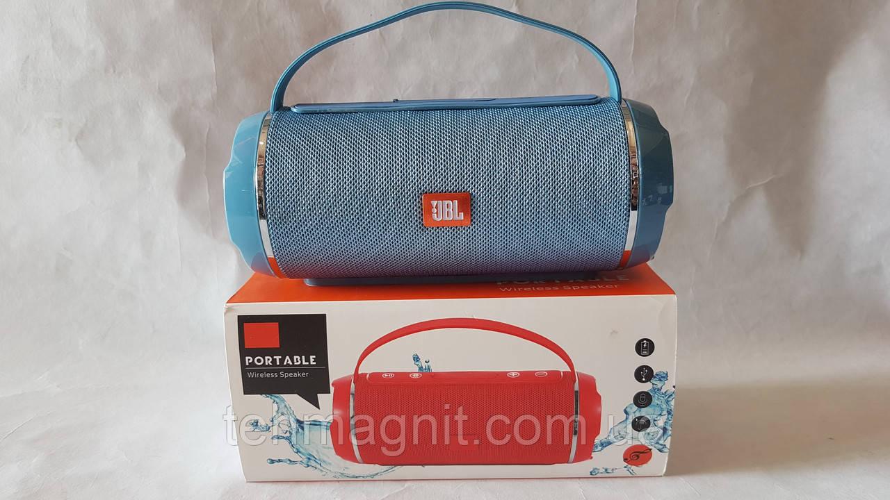 Портативна бездротова Bluetooth колонка TG116Cс MP3, USB, FM