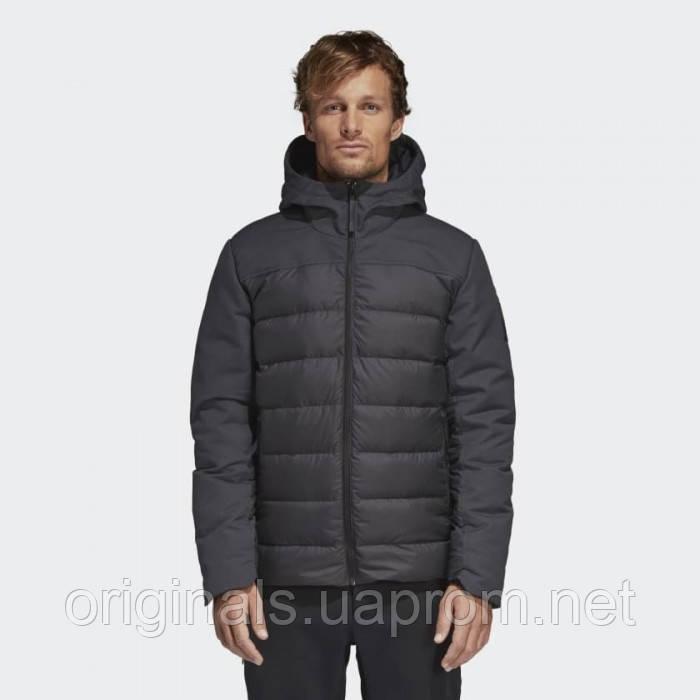 Зимний пуховик Adidas Climawarm CY8621