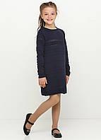 Платье для Вашей девочки т.синее, фото 1