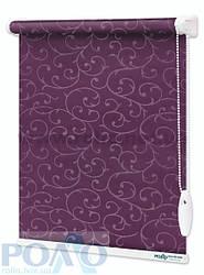 Рулонные шторы Акант Фиолетовые