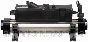 Електронагрівач Elecro FLOW Line 9кВт c титановими тенами і корпусом з нержавіючої сталі 400V, фото 2