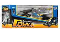 Автомобиль на р/у Limo Toy Гоночная машина Синяя (M 0360 U/R)