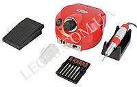 Фрезер для маникюра и педикюра DM - 202 30W/30000 об/мин. (Красный)