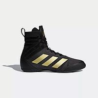 Боксёрки ADIDAS Speedex 18 черные. Обувь для бокса