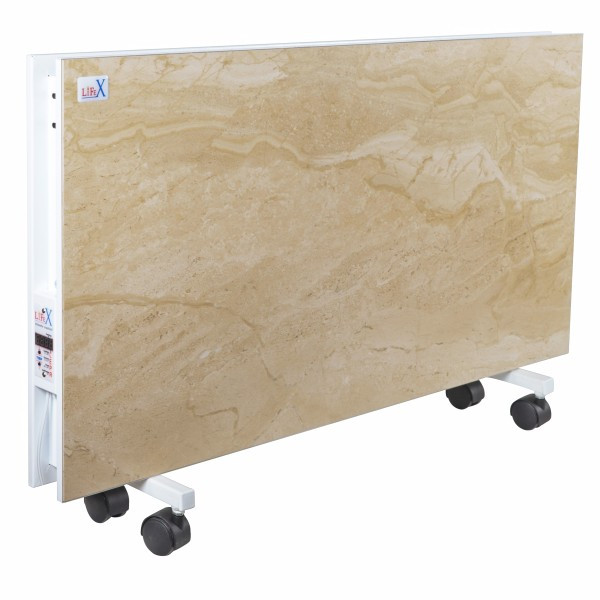 Керамическая панель LIFEX 1200 Вт мрамор Double-floor