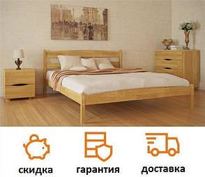 Кровать деревянная Лика без изножья фабрика Олимп, фото 2