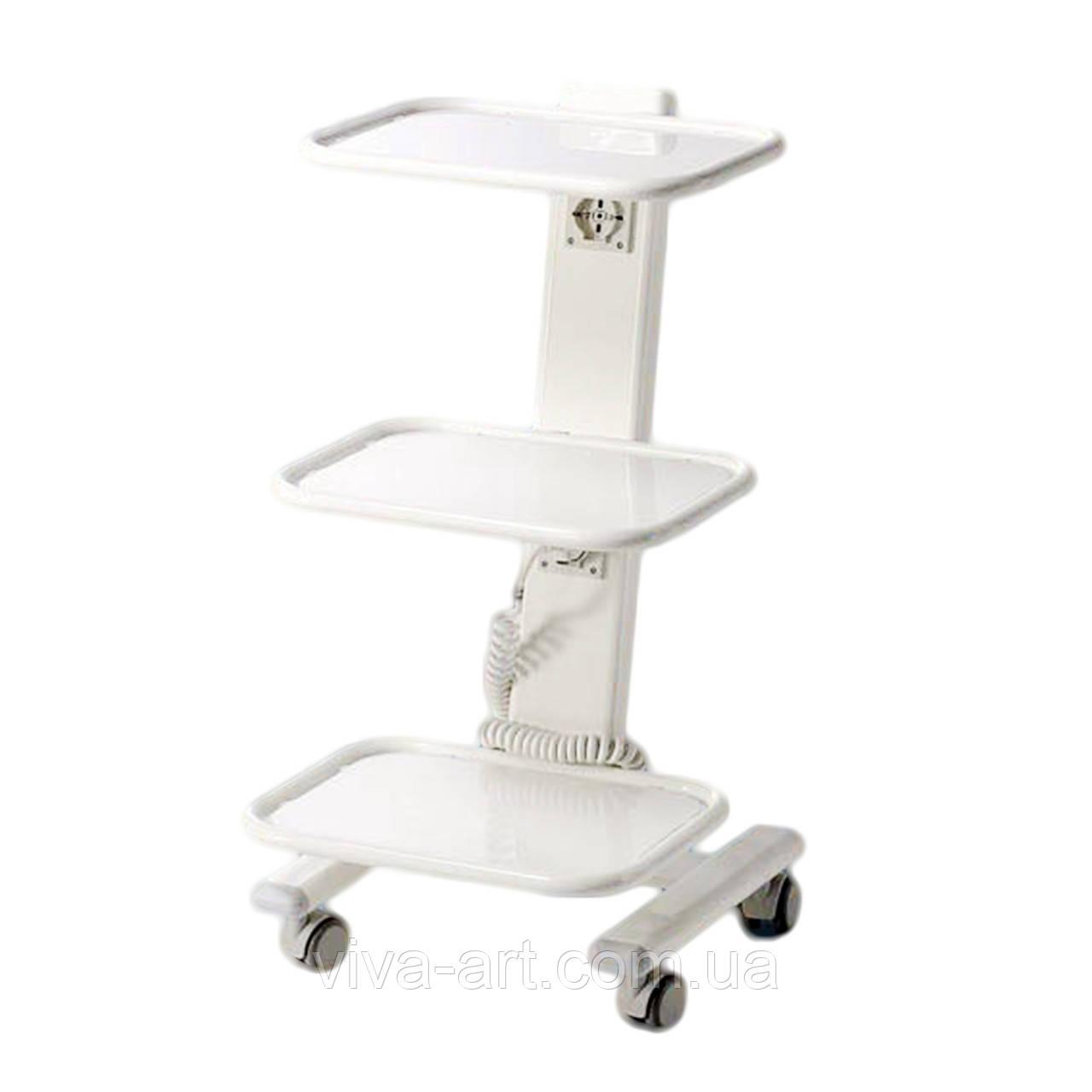 Мобильный малогабаритный столик со встроенной двойной розеткой (Италия)