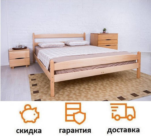 Кровать Лика с изножьем, фото 2
