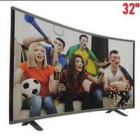 Телевизор COMER 32″ Smart E32DU1000 Изогнутый, фото 1