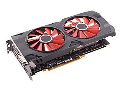 Видеокарта XFX Radeon RX 570 RS 4GB XXX Edition (RX-570P427D6)