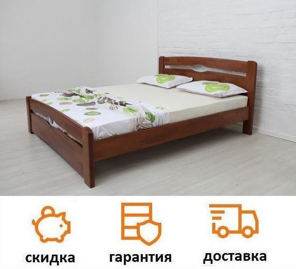 Кровать Нова с изножьем фабрика Олимп
