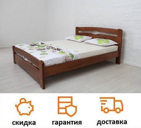 Кровать Нова с изножьем фабрика Олимп, фото 2