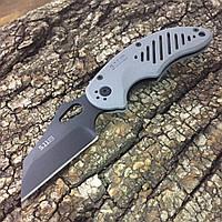 Нож 5.11 Tactical Wharn For Duty (Реплика) серый, фото 1