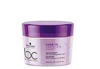 Маска для гладкости волос Schwarzkopf BC Keratin Smooth Treatment 200ml