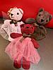 Оригинальный Сувенир Вязанный Мишка Брелок Мишка, фото 2