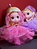 Оригинальный Сувенир Кукла Невеста Лол В Платье и Ожерелье Брелок Кукла, фото 2