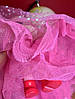 Оригинальный Сувенир Кукла Невеста Лол В Платье и Ожерелье Брелок Кукла, фото 4