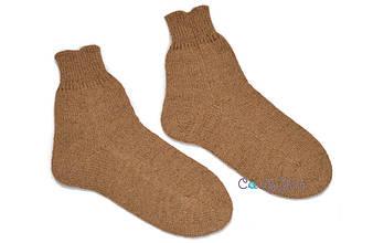 Вязаные носки из 100% шерсти верблюда, 36 размер, Candy-Yarn