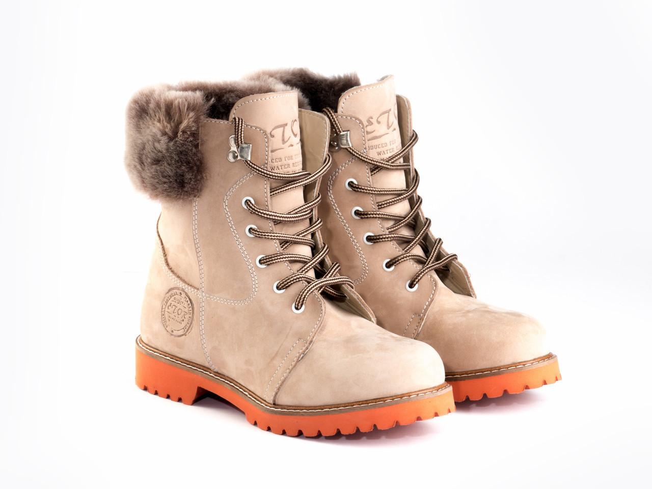 Ботинки Etor 6419-2298-832 40 бежевые