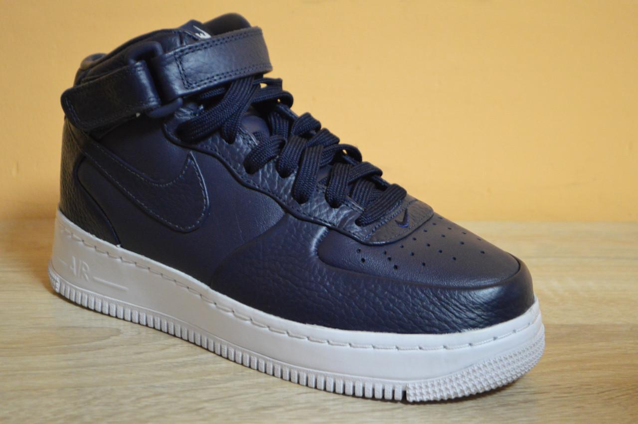 8c35bdce Кросівки жіночі Nike NikeLab Air Force 1 Mid (819677-400) оригінал нові 36