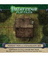 Следопыт: Двусторонние тайлы Ловушки Леса (Pathfinder Flip-Tiles: Forest Perils Expansion) настольная игра