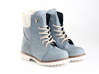 Ботинки Etor 6419-2298-488 41 голубые, фото 1