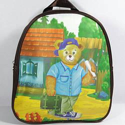 """Рюкзак для хлопчика """"Міша"""""""