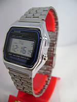 Мужские  электронные часы Cas на браслете