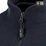 Кофта M-Tac Delta Fleece Dark Navy, фото 5