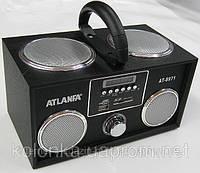 Радиоприемник колонка Atlanfa At-8971, фото 1