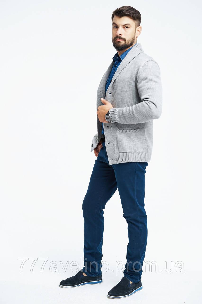 пиджак мужской вязаный стильный кардиган купить в харькове украине