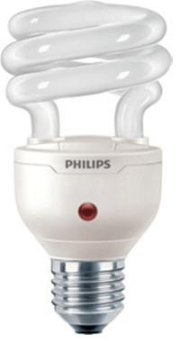 Лампа philips Tornado ES automatic 20w Е27 ww