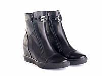 Ботинки Etor 6442-01058-1 38 черные, фото 1