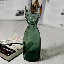 Комплект графин с чашкой 700сс green Nude (92546_1050709), фото 2