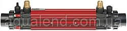 Теплообменник титановый Elecro 122 кВт