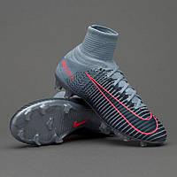 Детские Бутсы Nike Mercurial Superfly Kids V FG 921526-400 (Оригинал) 28b35722048