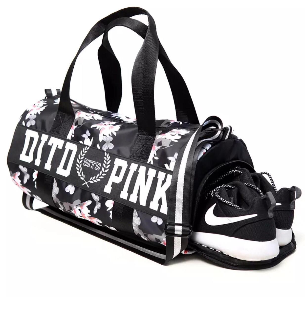 5afee7356a192 Спортивная сумка Victoria`s Secret DITO PINK , цена 750 грн., купить в  Харькове — Prom.ua (ID#666465617)