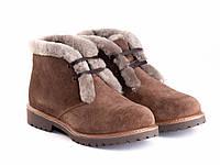 Ботинки Etor 5652-2298-0372 36 коричневые, фото 1