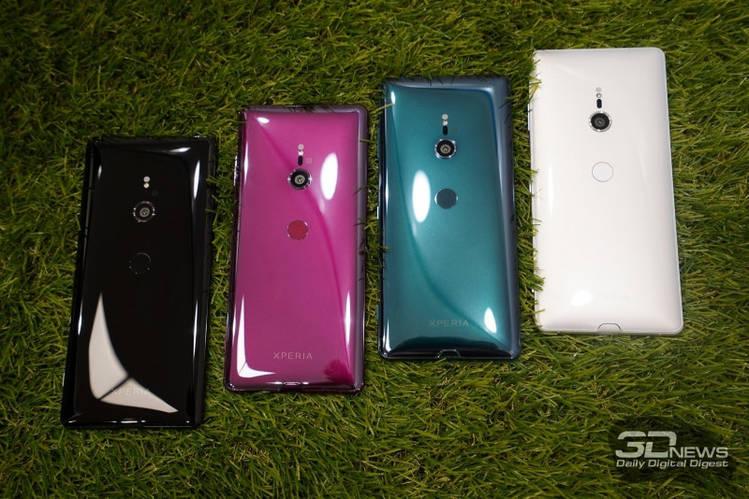 Почему смартфоны Sony Xperia выглядят именно так?